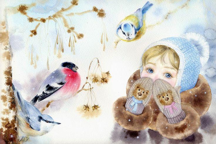 Иллюстрации к детским книгам | Записи в рубрике Иллюстрации к детским книгам | Дневник Облепиха79 : LiveInternet - Российский Сервис Онлайн-Дневников