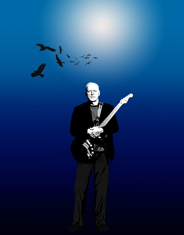 David Gilmour Tour Band - David Gilmour New Album Musicians - Rattle That Lock Artist Guide