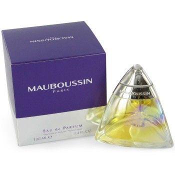 Mauboussin eau de parfum is ontwikkelt in samenwerking met Christine Nagel. De geur opent met extracten van bergamot, en rode sinaasappel. Ook is te ruiken witte perzik, ylan ylang, indische jasmijn en turkse rozen.