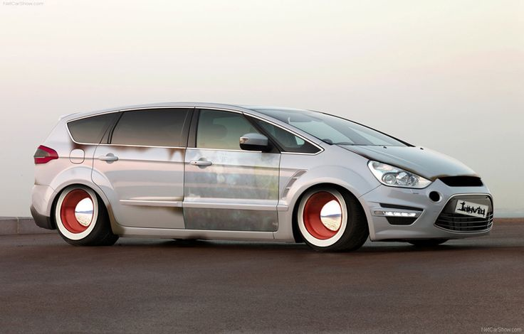 ford smax tuning #2
