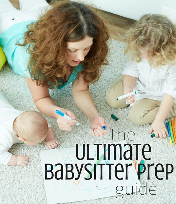 What an awesome list of babysitting prep ideas!   #ad @bloomwellcom