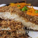 Já foi conferir a receita de hoje? Filé de St Peter, assado em crosta de pão temperada. Suculento, muito saboroso e pronto em 15min. Clica no link, vale a pena experimentar!  Clica no link aqui: http://www.montaencanta.com.br/misturas/st-peter-em-crosta-temperada/ A receita é destaque, primeira página no www.montaencanta.com.br #crostatemperadadepao #espaguetedecenoura #filedepeixe #filedepeixeassado #comidasaudavel #comida #receitasaudavel #comidasaudavel #peixeassado…