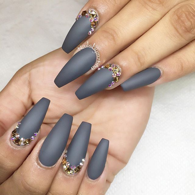 Instagram Post by Tina (@nailsbymztina). Coffen NailsDope ... - Best 25+ Dope Nails Ideas On Pinterest Dope Nail Designs, Long