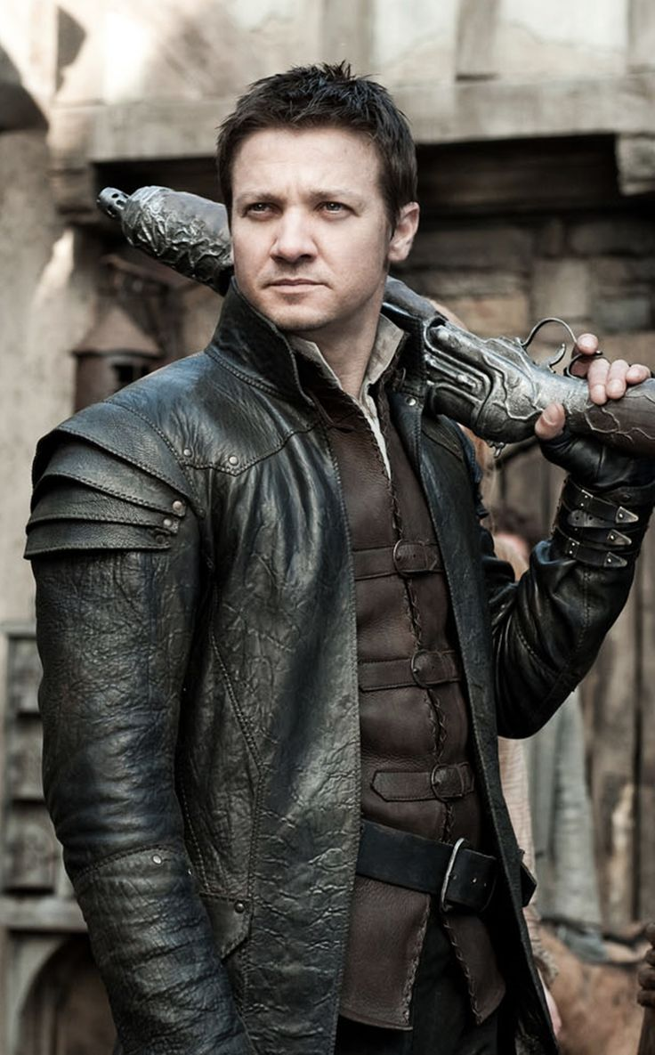 best images about jeremy renner special agent jeremy renner ~hansel hawkeye traded in his bow and arrow apparently