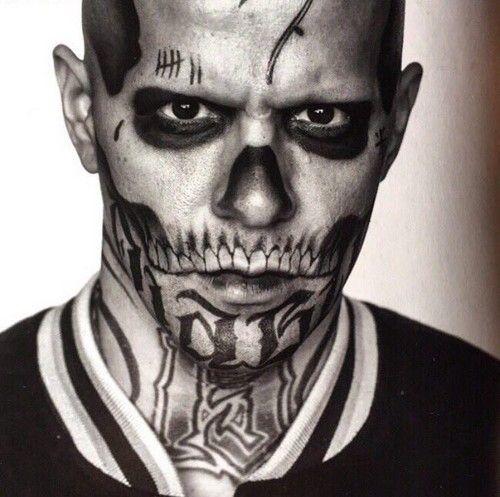 Suicide Squad images Black and White Portrait - El Diablo HD wallpaper and…