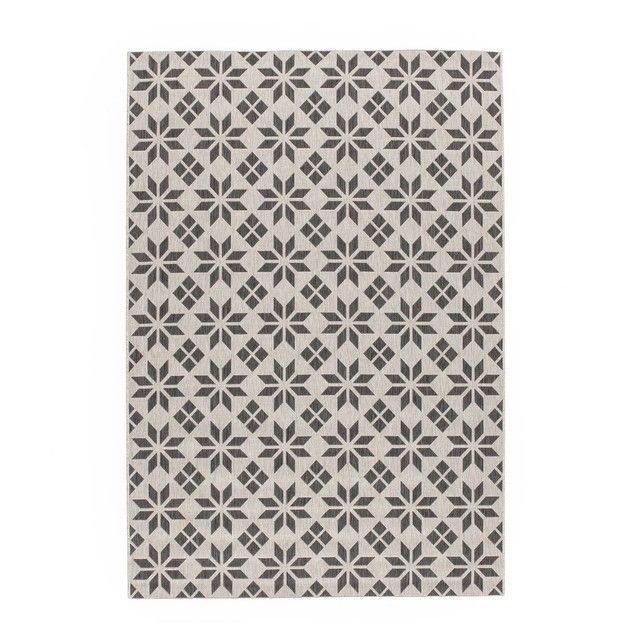 tapis tiss plat carreaux de ciment iswik en 2019. Black Bedroom Furniture Sets. Home Design Ideas
