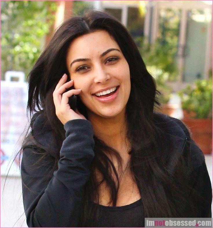 Kim Kardashian Without Makeup | Kim K No Makeup Pictures