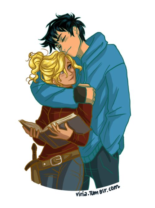 The Mist is Gone - Percy Jackson and Annabeth Chase-Jackson - Page 1 - Wattpad