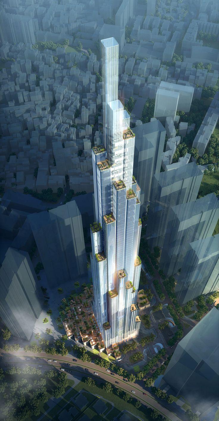 Atkins inicia a construção do edifício mais alto do Vietnã