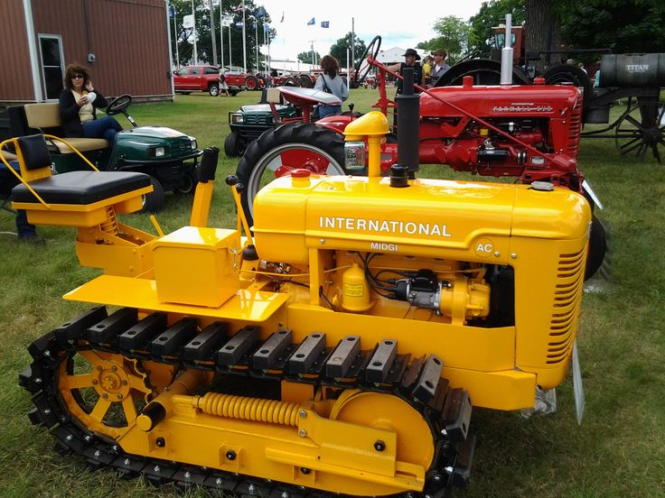 Cub Cadet 100 Crawler : Cub cadet crawler pictures to pin on pinterest daddy