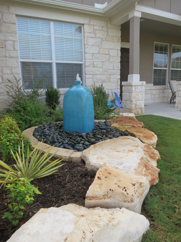 Landscaping pictures of texas xeriscape gardens and much for Xeriscape garden design ideas