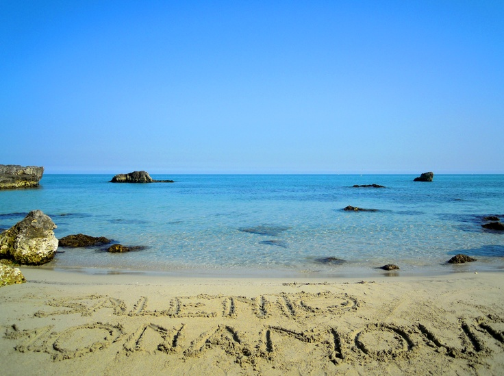 http://www.salentomonamour.com/index.php  the fantastic coasts of Salento