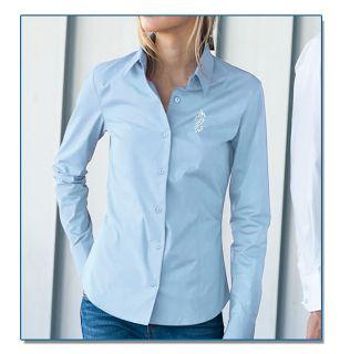 SeaHorse-Collection, women's long-sleeve shirt, 59,99€