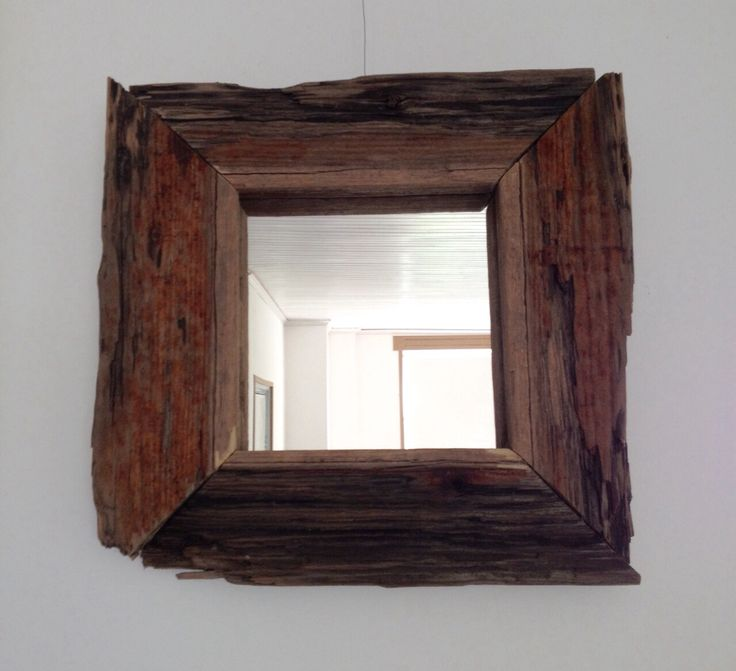 Driftwood Mirror (Ricksdrijfhoutcompany.nl)