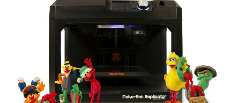 Daemon 3D Print Home page