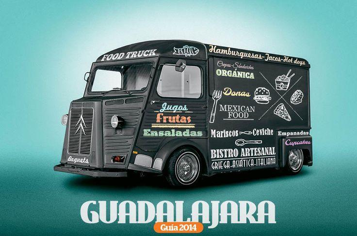 Food trucks: Guía para Guadalajara 2014   Reporte Indigo