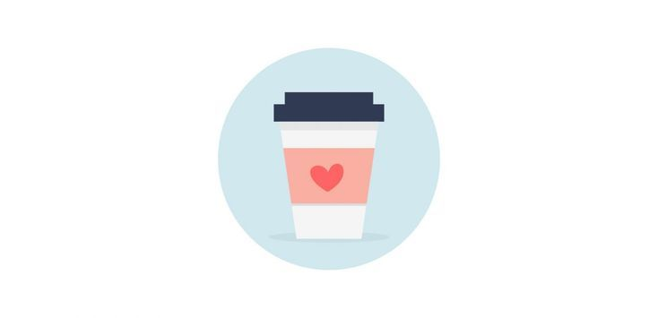 Create A Vector Coffee Icon In Adobe Illustrator Coffee Icon Ideas Of Coffee Icon Coffeeicon Coffee Icon Illustrator Tutorials Adobe Illustrator Tutorials
