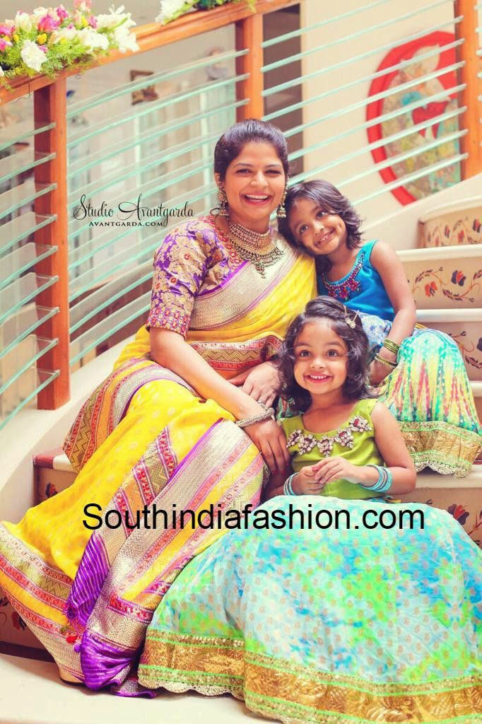 viranica manchu sarees at Manchu manoj wedding