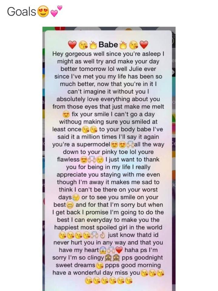 long relationship paragraphs for her