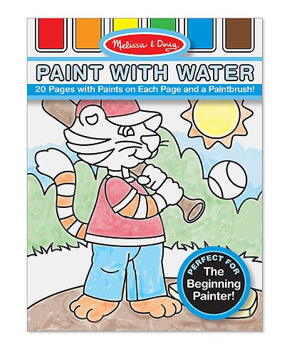 Paint with Water - Blue | Melissa and Doug Toys