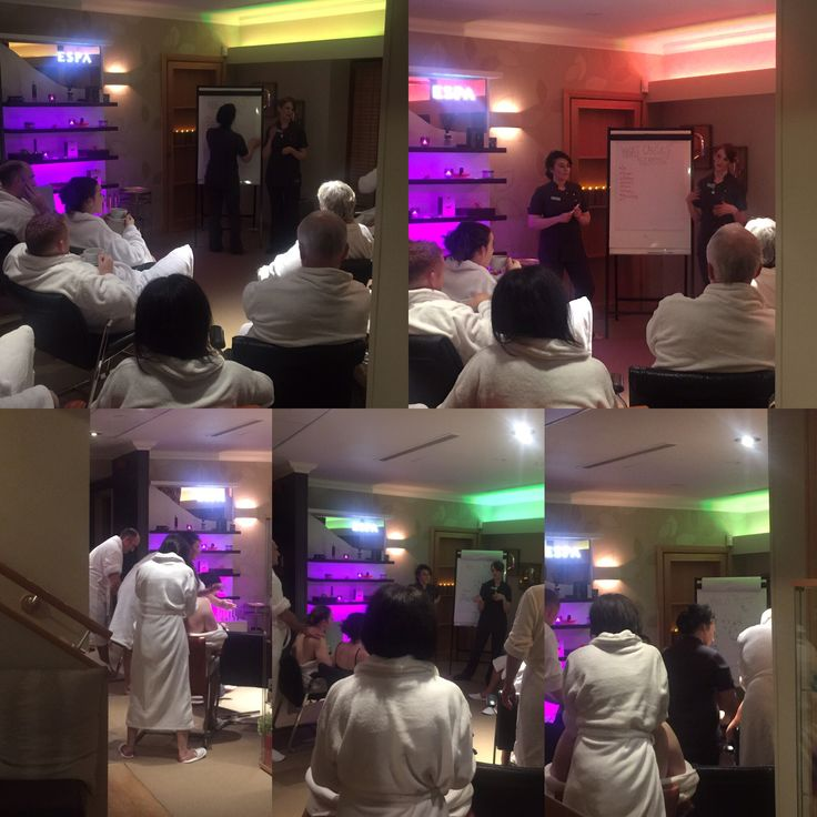 Couples Massage Workshop at The Cottons Spa Treatments