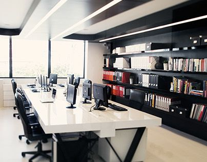 Office designLocation / Aveiro, PortugalArea / 70 m2Status / BuiltPhotos by Ana Tavares