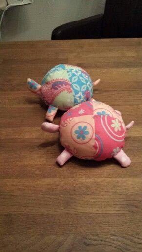 Schildpadden :)