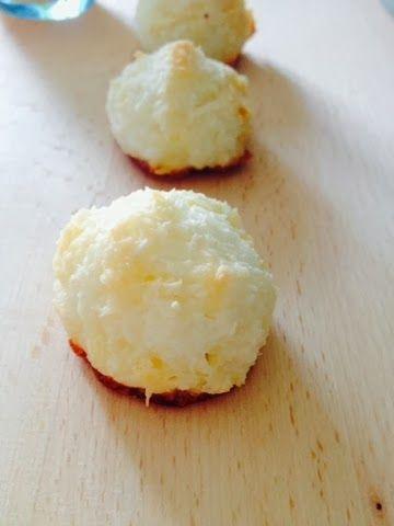 Dulcis in Fundo: Biscottini Cocco e Cioccolato Bianco.