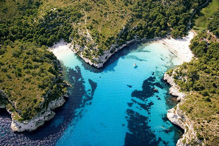 Cala Macarella y cala Macarelleta. Playas de Menorca