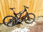 2012 Ibis Mojo Super SL Light Full Carbon XT For Sale