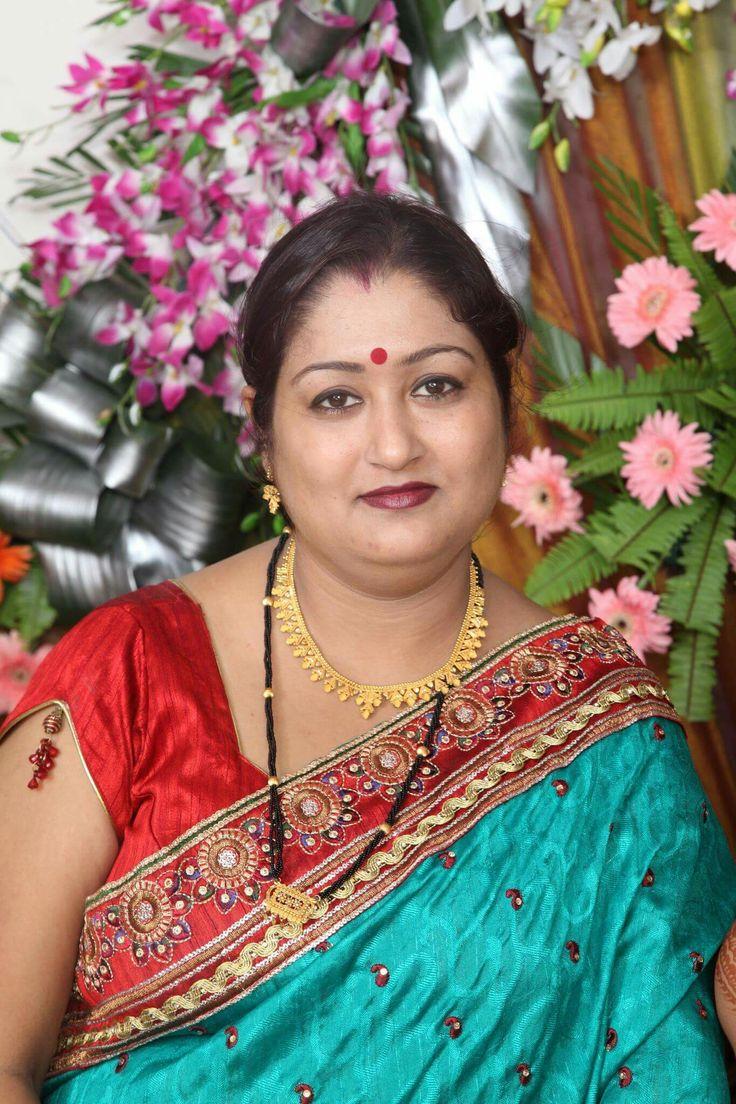 Bengali woman dressed up