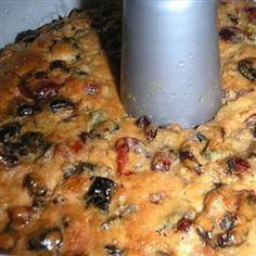 Moist Fruit Cake
