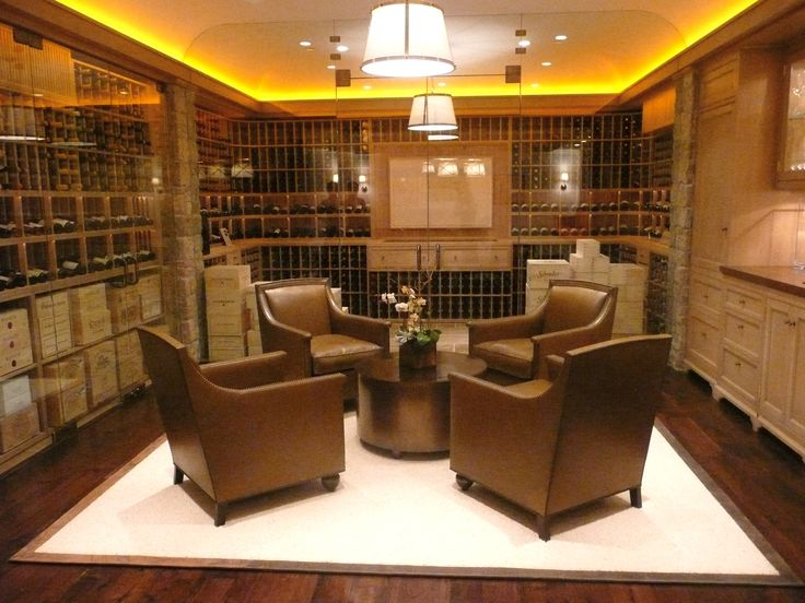 I want this casual sitting for my wine room man cave for Wine rooms in homes
