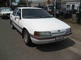 1992 6cyl 4.2 L EB Ford Falcon