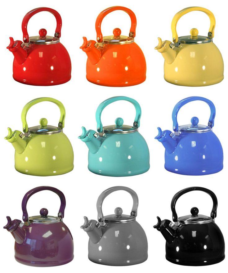The perfect tea kettle.