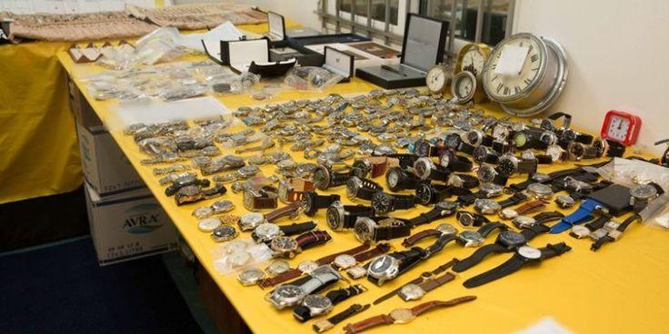 Κύκλωμα Ρομά: Πολιτικοί, τραγουδιστές και επιχειρηματίες αγόραζαν τα κλεμμένα Rolex
