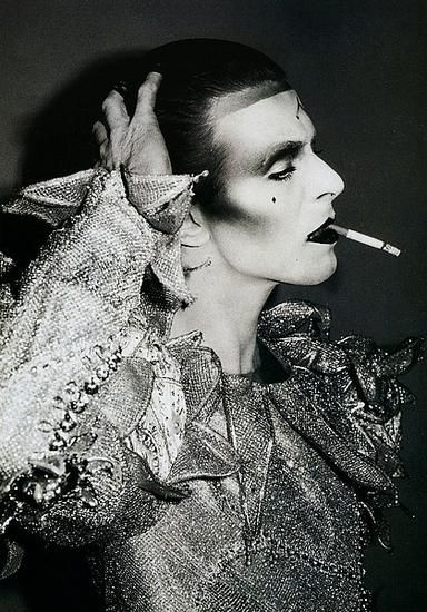 #DAVIDBOWIE is unarguably fashion's king of self-invention. Mod teenager, hippy with dishevelled curls, Ziggy Stardust, Aladdin Sane, Thin White Duke – Bowie has changed his style more dramatically than any other musician in history.