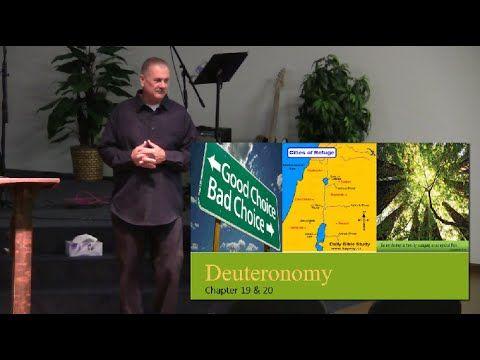 Deuteronomy Chapter 19-20