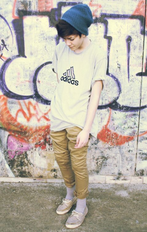 350 best images about fuckboy fashion aesthetic on Pinterest | Genderqueer Androgynous style ...