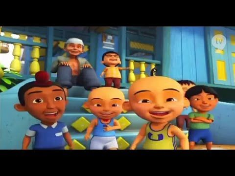 "[NEW] Upin Ipin Musim 9 ""Dah Bocor"" 2017"