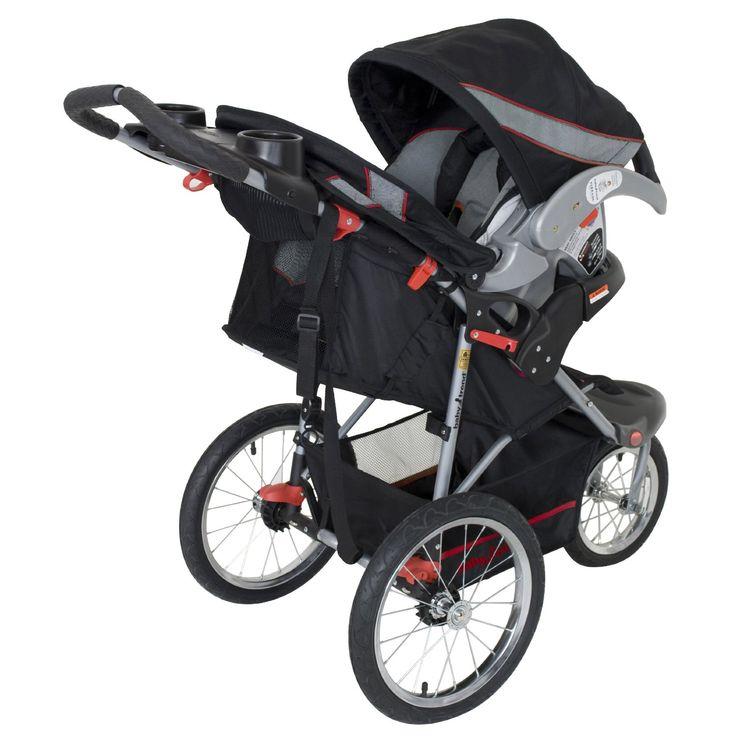 Amazon.co.jp: Baby Trend [ベビートレンド] 3輪バギー ベビーカー エクスペディション LX トラベルシステム ミレニアム Expedition LX Travel System Millennium 【並行輸入品】: ベビー&マタニティ