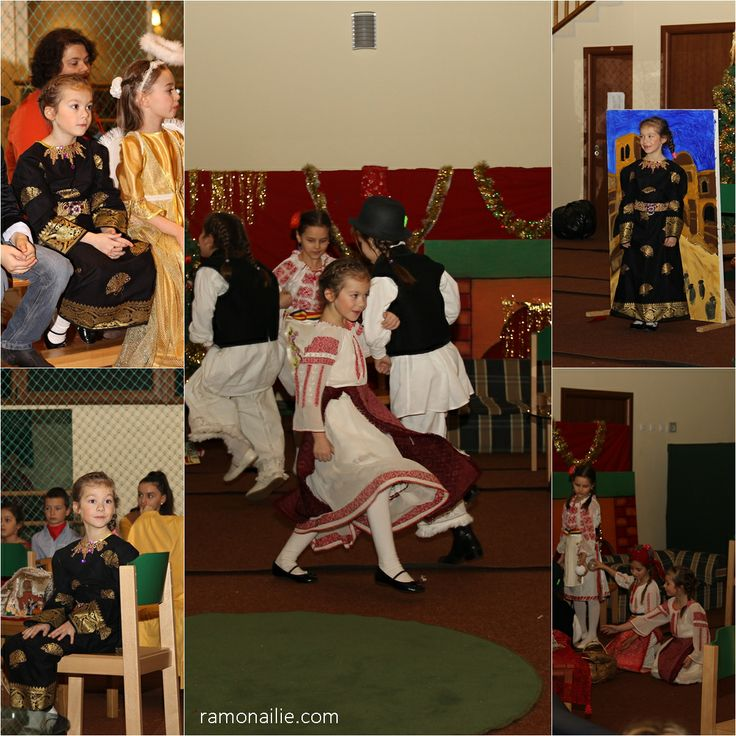 Day 187 - Christmas around the world - Montessori School Celebration