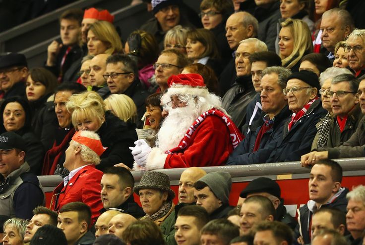 Fans Fuming Over Possible Arsenal Christmas Clash  - The Liverpool Offsideclockmenumore-arrownoyesHorizontal - WhiteHorizontal - WhiteHorizontal - White : Who'd have thought there'd be downsides to a massive TV deal?
