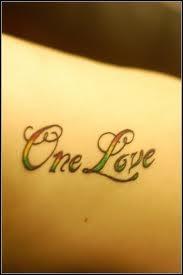 One Love - Bob Marley tribute