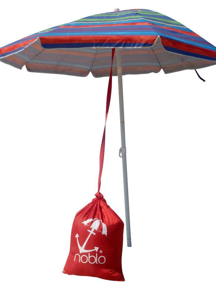Noblo Umbrella Buddy Simple Beach Shade Umbrella Anchor