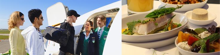 Want to see what airline food options are available on your flight? See what others are saying about the menu? Click on your airline and view the inflight menu choices!