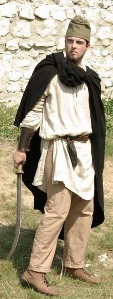 Dacian warrior, Virtus Antiqua