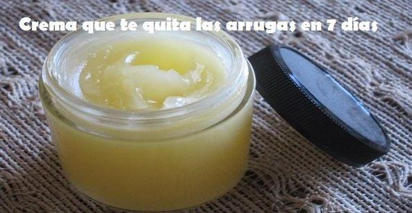 Olvídate de las arrugas en tu rostro y eliminalas con este remedio natural casero,