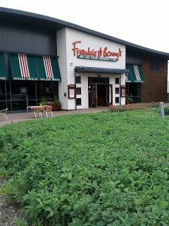 Food and Drink Review: Frankie & Benny's, Dunleavy Drive, Cardiff | Mother Distracted