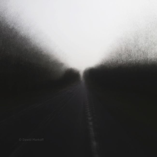 On the road again by Dawid Markoff